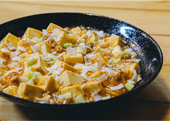 RANKING 5 マーボー豆腐